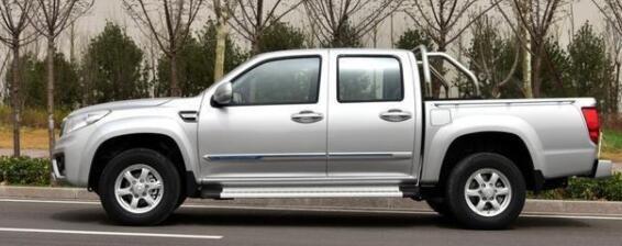 你感觉长城风骏6 2.0T四驱柴油版怎么样吗?