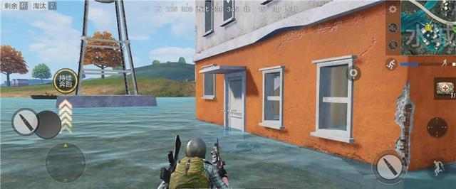 《绝地求生 全军出击》大地图完美还原 新玩家不用重新熟悉地图了