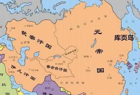 确立黑龙江和乌苏里江流域包括库页岛在内的广大地区属于中国领土.