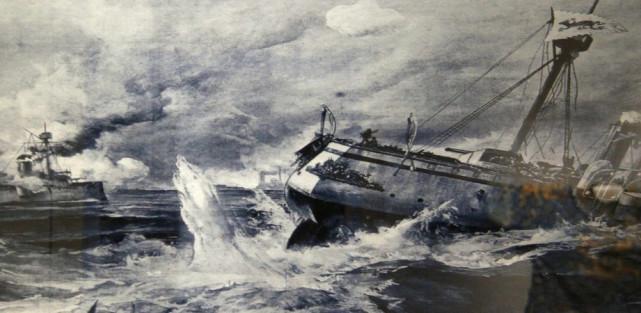 海战中,击沉敌方军舰后究竟要不要救落水船员?这点很关键