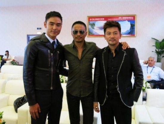 他是许玮甯的前任,与陈乔恩搭戏走红获金马奖,成《扶摇》男主角