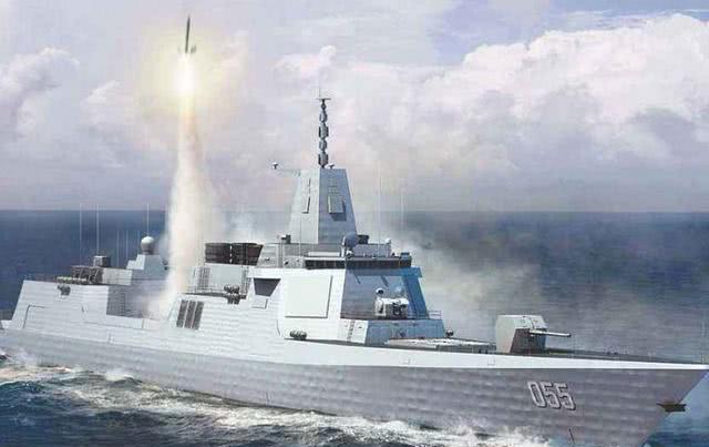 055舰将担任中国航母编队旗舰 三艘已命名但第三艘舰名很意外