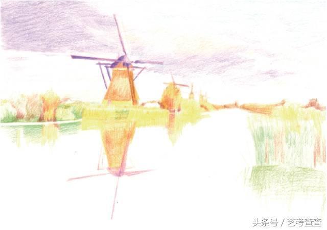八角风车制作步骤图