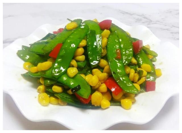 夏季清淡小炒_平日里油腻食品吃太多,给你推荐十款清淡家常小炒,健康美味.