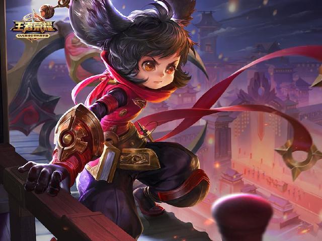王者荣耀:最克制李元芳的三大英雄,最后一个更是所有射手的噩梦