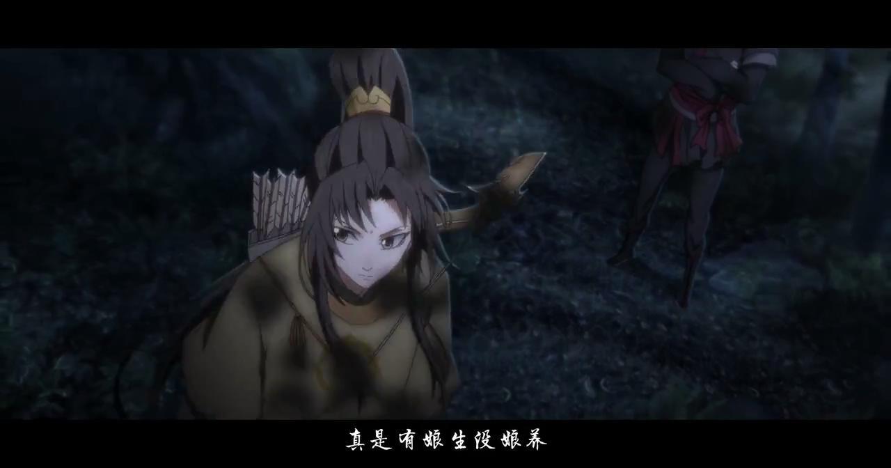 《魔道祖师动画》第二集, 金凌小天使登场了图片