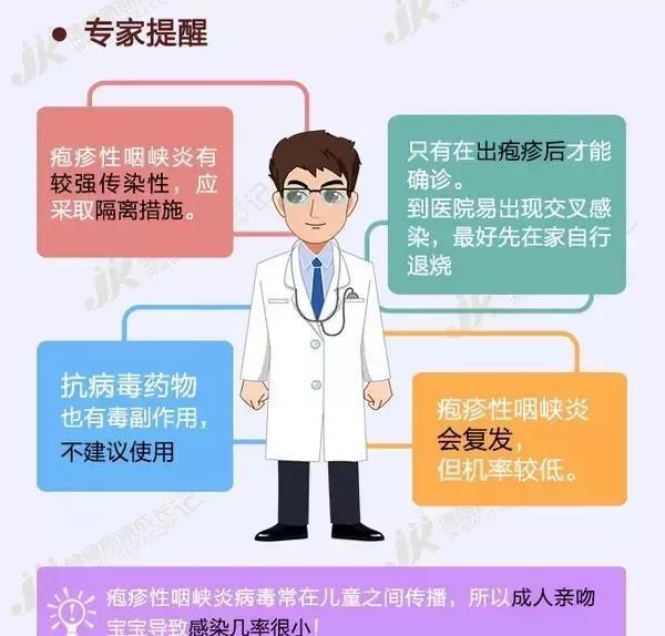 儿童健康:幼儿园手足口病,疱疹性咽峡炎进入秋季高发期