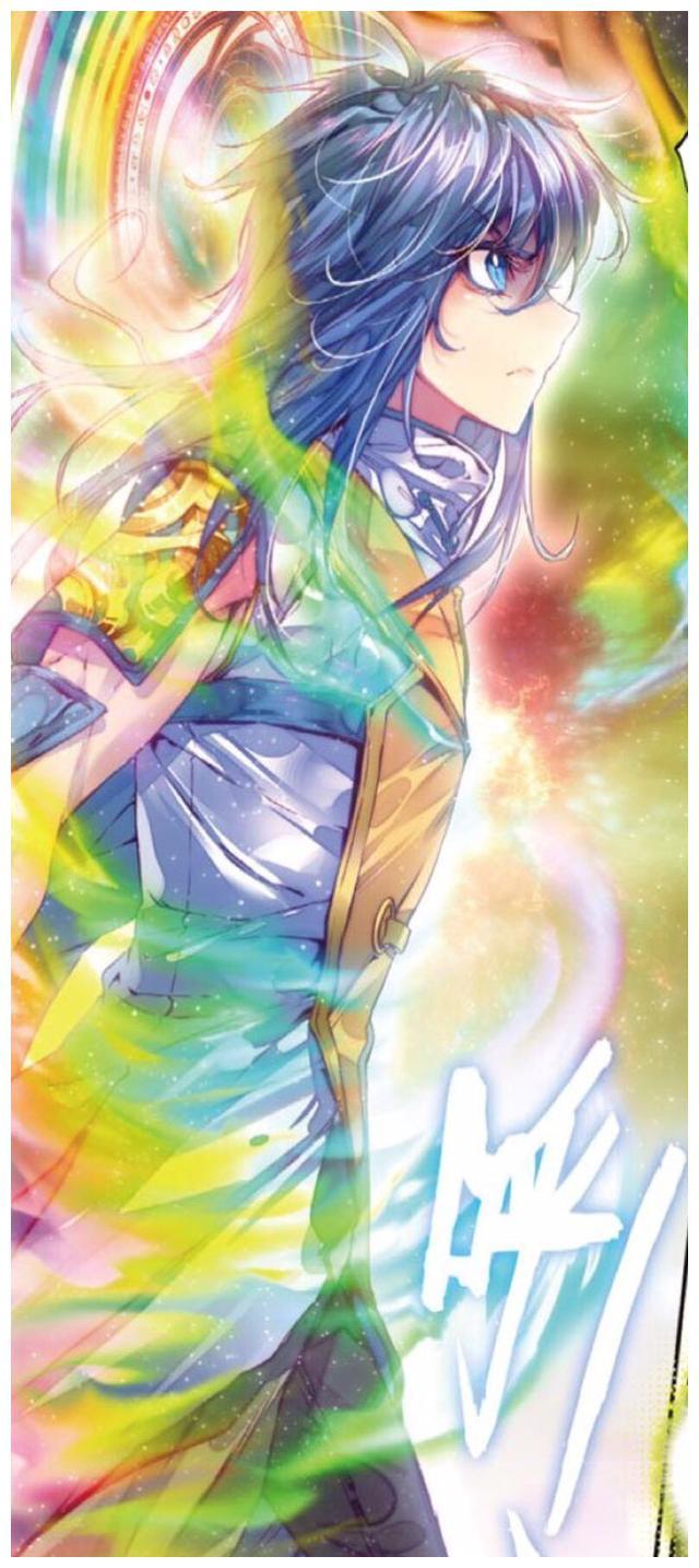 《斗罗大陆4终极斗罗》实体书出来了?封面的人物是小龙神吗?