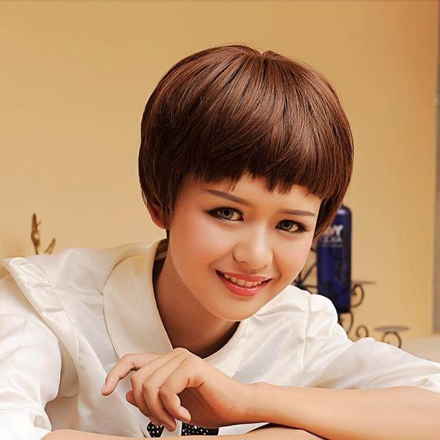 30岁的女人别乱剪头发, 2018年流行这几款短发发型, 减龄又好看