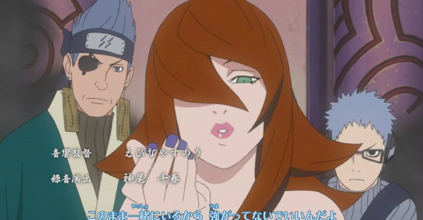 火影忍者中的十大美女忍者,鸣人的老婆雏田你喜欢吗