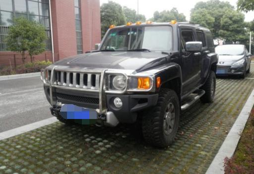小伙花15万从浙江买辆悍马H3,开了一周急着将车退了回去