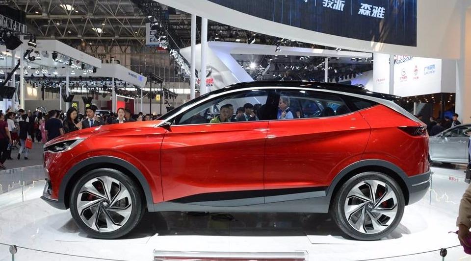 一汽新车来了,比H6要厚道,比途观漂亮,1公里油耗只要2毛钱