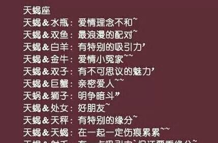 """12女性中""""最记仇""""的天蝎座,智商虽高但为何""""不哭""""?猴年A型星座白羊座图片"""
