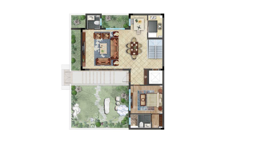 这是一次真正意义上的别墅产品迭代图片