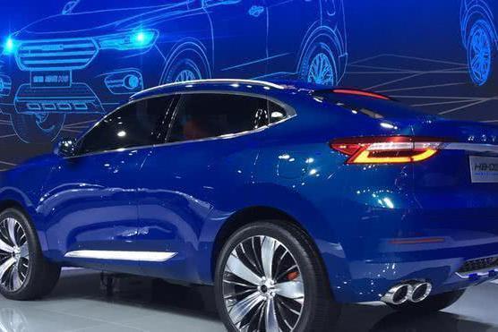 哈弗全新新能源车型HB-03,搭三种动力,百公里油耗才2.1