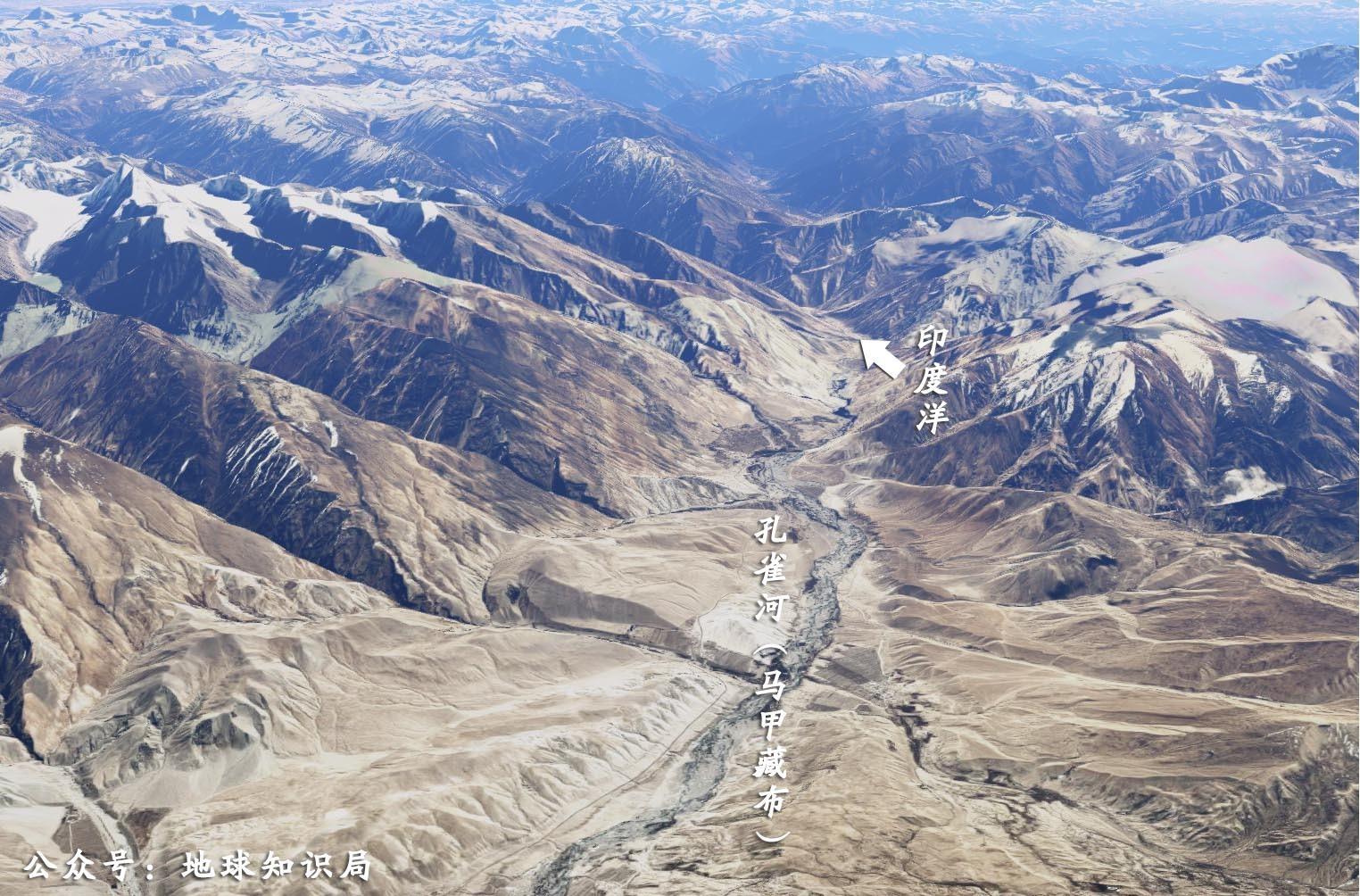 西藏最著名的圣山,为什么连印度人都服?地球知