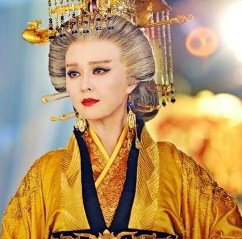 武则天真实相貌还原_历史上的武则天长啥样?武则天容貌复原图,一代女王倾国倾城!