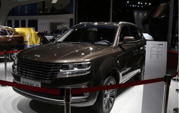 全新紧凑型SUV圣达菲7, 有望年内上市