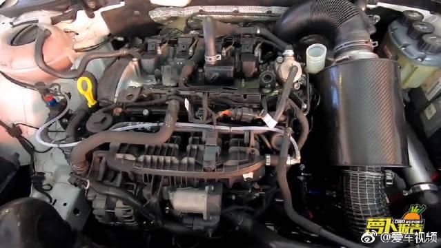 """90多万的高尔夫GTI TCR赛车,不是一台简单的""""改装车""""。"""