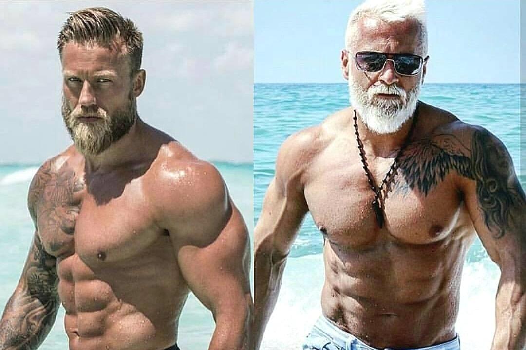 盘点一下全球最酷的肌肉老头[13P]
