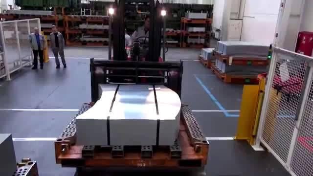 高端智能制造,工业4.0制造生产线欣赏:大众高尔夫汽车生产线制造业强国 ...