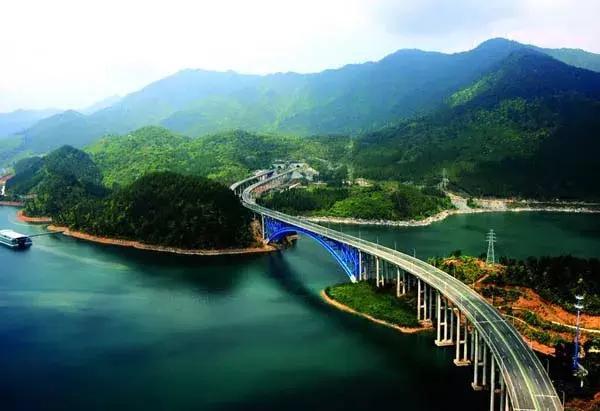 乐活健身 · 千汾线- 线路介绍:千岛湖广场——千岛湖大桥——界首