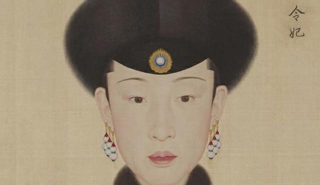 周冬雨竟然和清朝孝仪纯皇后画像长得一模一样!图片