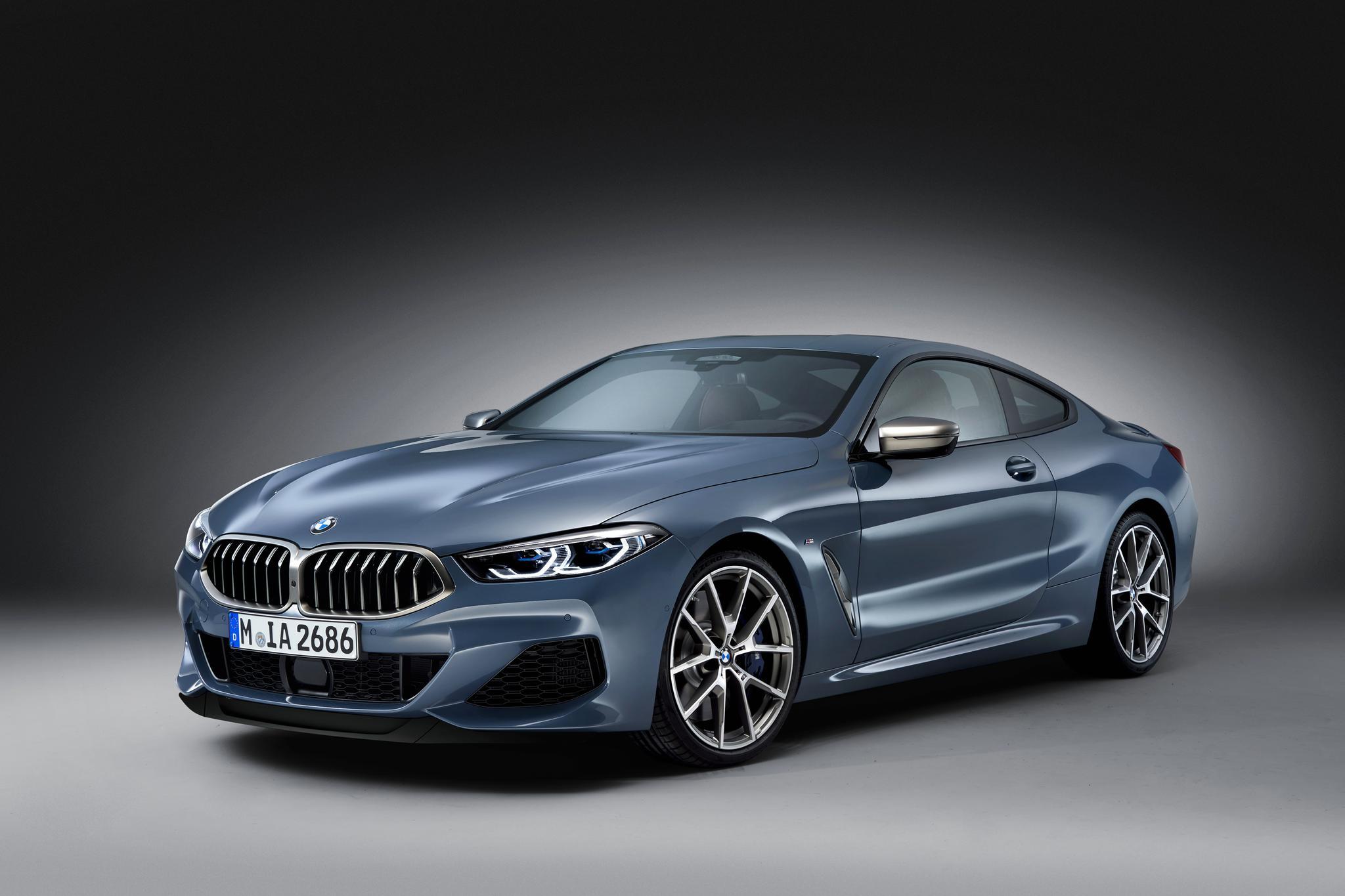 2019 BMW M850i <em>xDrive</em> (分辨率:4000)