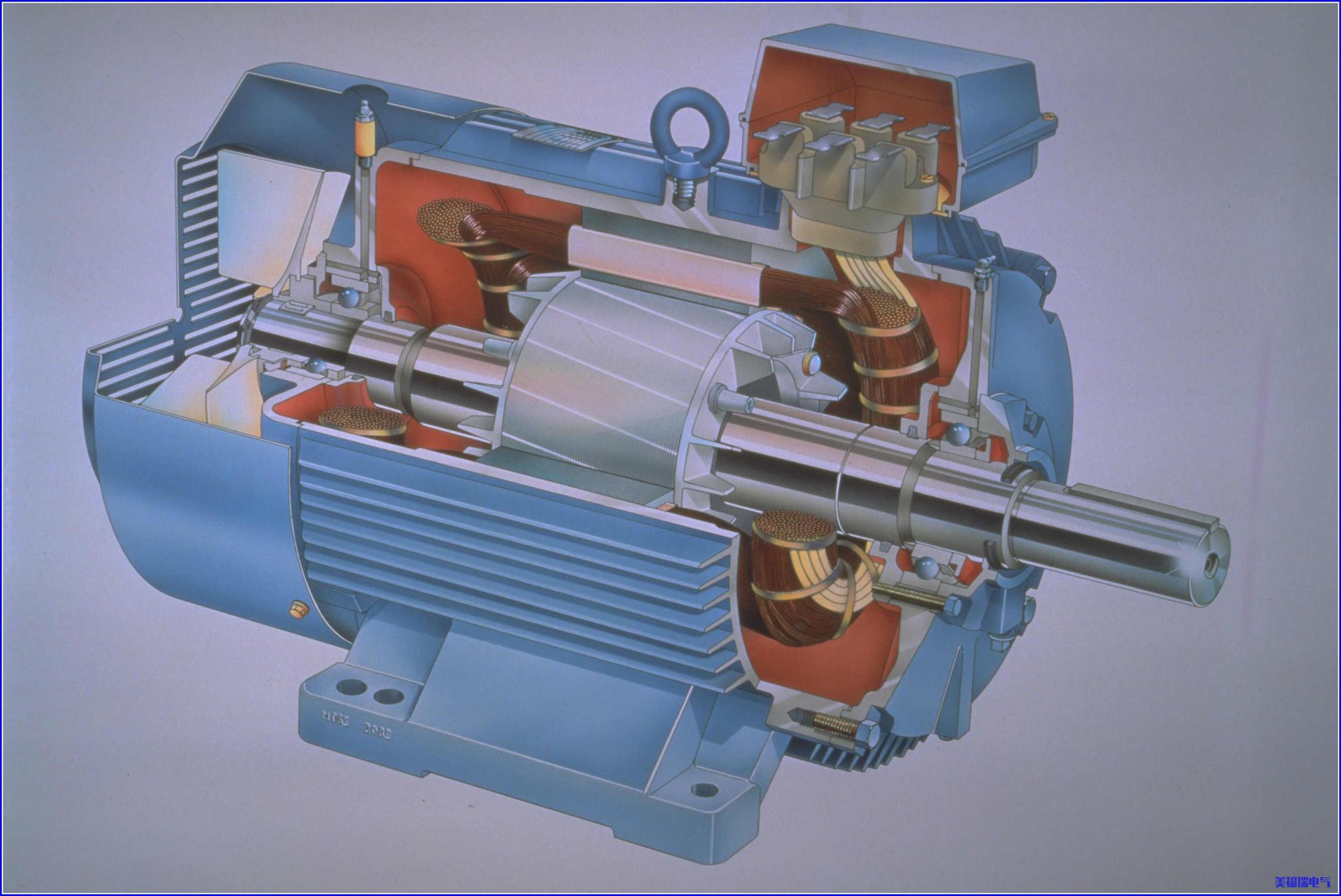 电动机变频器调速后发热,振动和噪声问题及对策