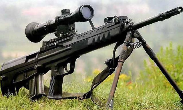 《绝地求生》awm和98k时代将结束,新国产狙击枪真的太