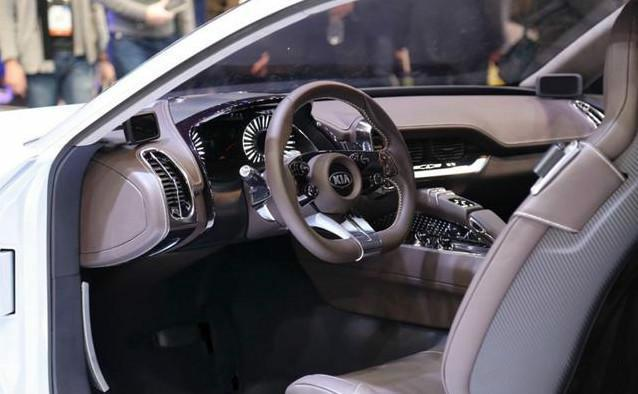 起亚新车又火了!轿跑设计比奥迪A7还拉风,百万逼格低至17万起