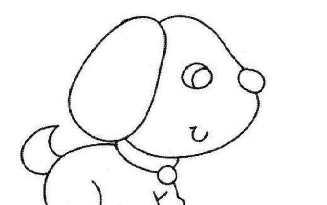 教你一步一步画出可爱的动物,让孩子爱上简笔画