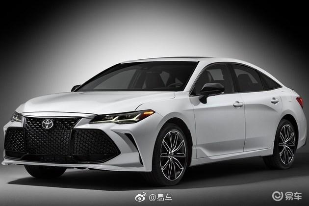 皇冠替代车型一汽丰田Avalon动力曝光,预售价格为22.00-27