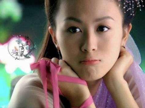 v古装香港七位古装电视剧美女,哪个是你心中最美插曲电视剧寒夜的女神图片