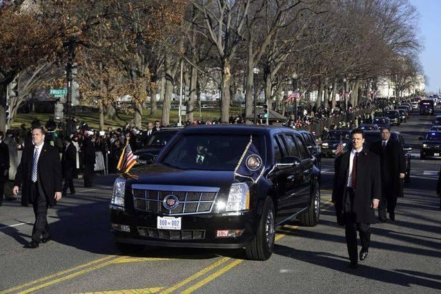 层层保护的美国总统保镖只有这些吗?我们看到不过是冰山一角
