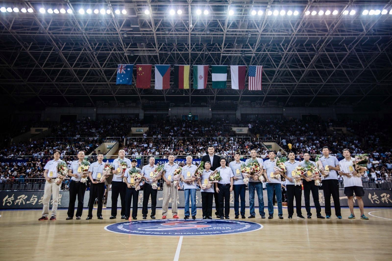 中国男篮1996黄金一代