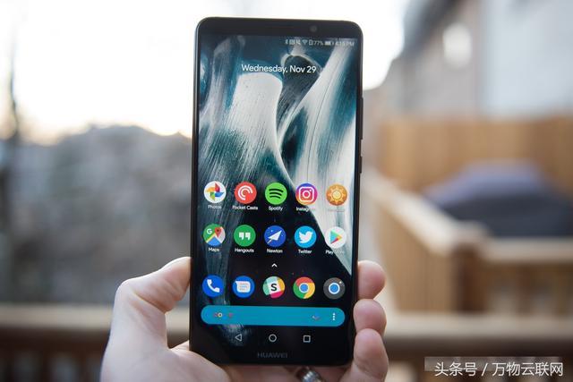 重磅 华为首款5G智能手机2019年Q3亮相,将是Mate 30折叠屏图片