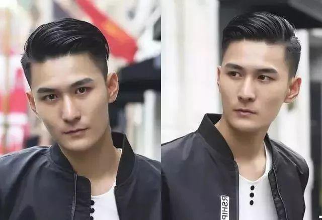 但相比于寸头,其实 undercut 一类的发型更适合长脸男生.图片