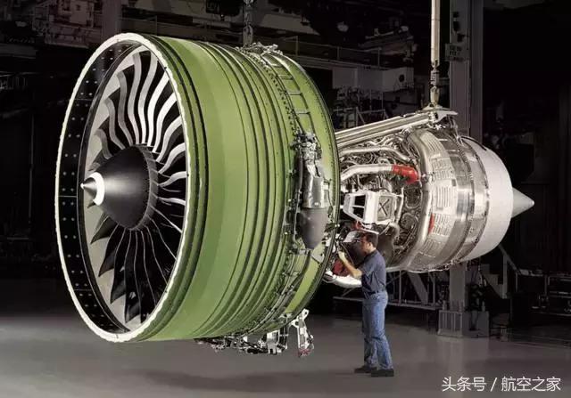 从CFM56到GE9X 各类型民用航空发动机的介