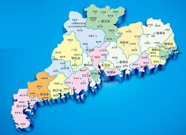 广东7城户籍人口破500万,广州榜首湛江茂名列