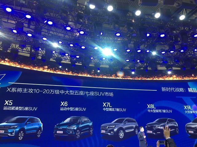 幻速S3X、S7L携手亮相北京车展,除了颜值,这一点最惊喜?
