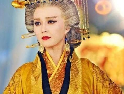 武则天真实相貌还原_武则天容貌复原图,一代女王倾国倾城!