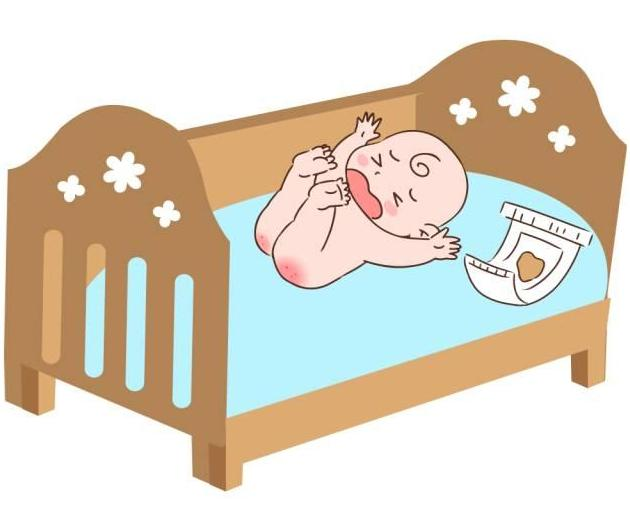 小宝宝哭闹不愿睡,掀开尿布看竟是红屁屁,3方法补救宝宝睡的香