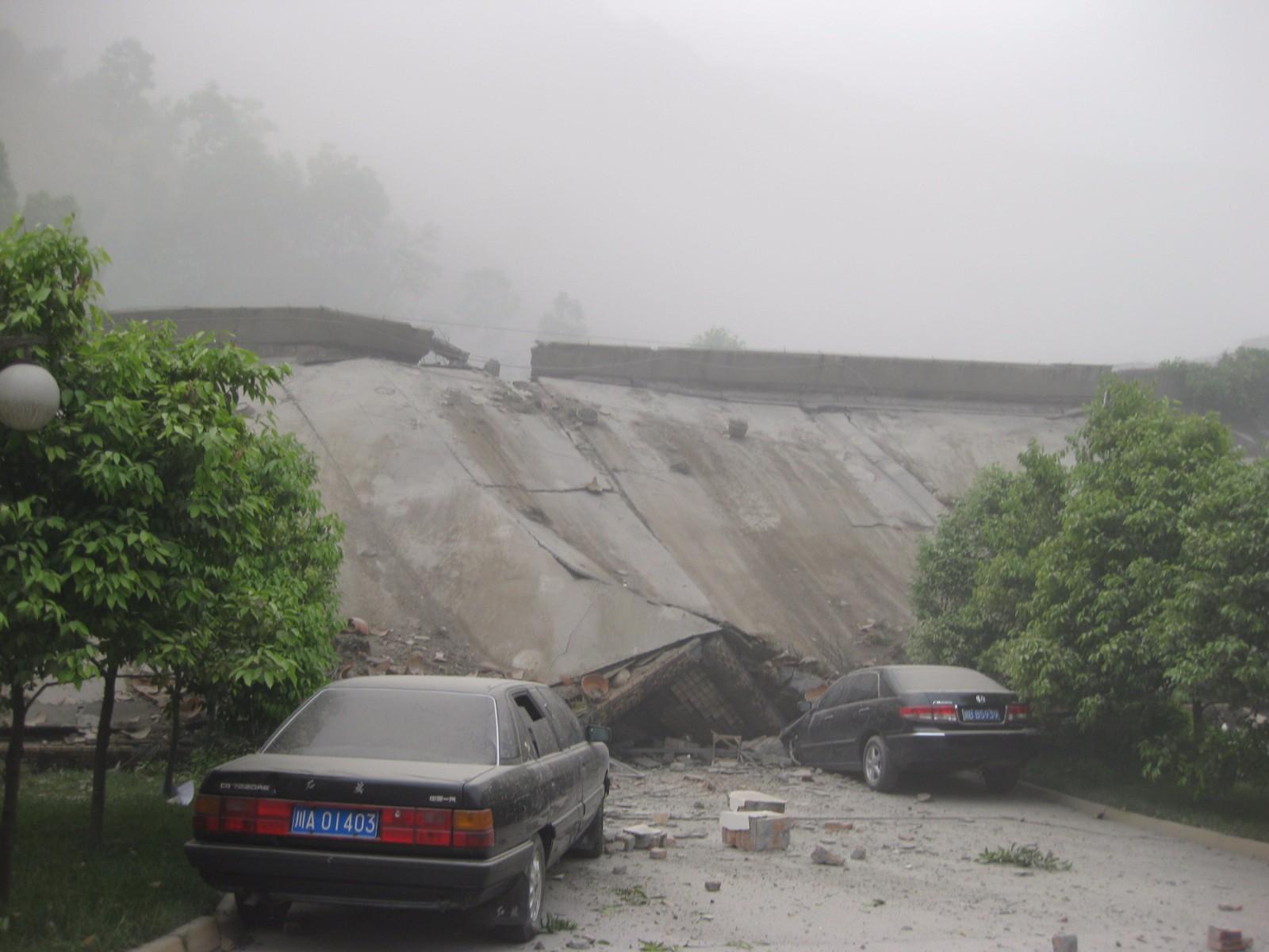 10年前日记:地震前8分钟,外地记者采访鬼使神差走进北川……