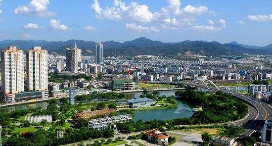 广东未来十年将会快速发展的一个城市,将来有