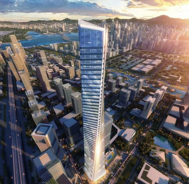 """""""世茂""""深圳前海建第一高楼了?世界十大扭转体地标建筑图片"""