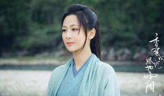6位古装女神告诉你 /strong>:杨紫让人想哭,而她才最美