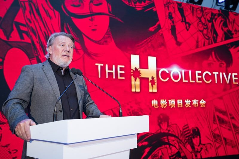 The H Collective与索尼影业签订发行合作协议