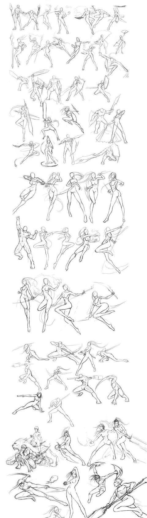「全套」手绘漫画基础教程-98期