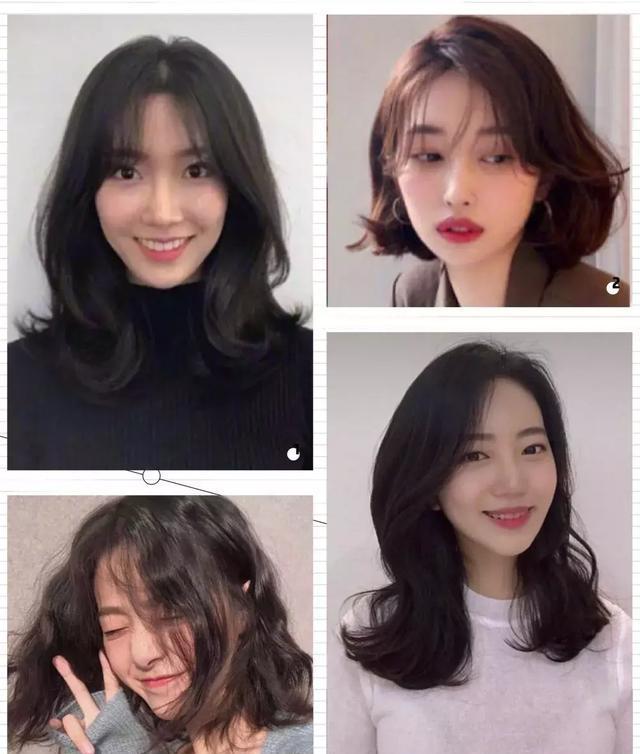看脸型选发型,原来换发型真等于换脸!